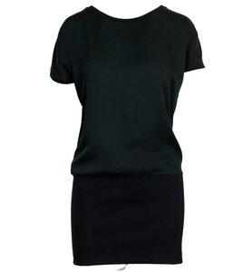 Kurzarm Kleid - Linda - aus Tencel & Bio Baumwolle - LASALINA