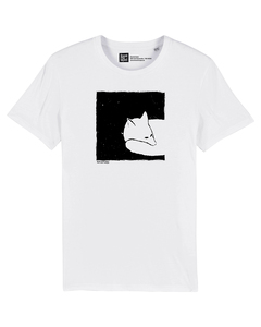 Herren T-Shirt Fox in a box aus 100% Biobaumwolle  - ilovemixtapes