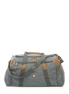 Nachhaltige Reisetasche im Hanf-Baumwolle-Mix von Pure - PURE