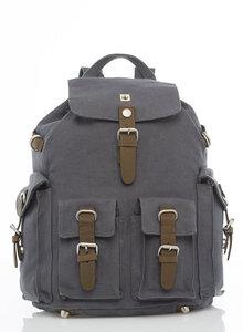 XL Rucksack mit 4 Außentaschen HF-0017 - PURE