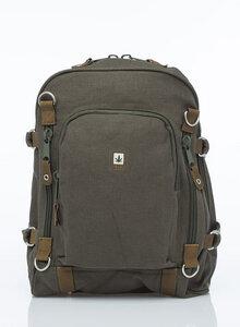 Nachhaltiger Hanf-Rucksack in Größe XL von PURE Concept (HF-0001) - PURE