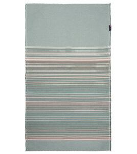 Teppich Multistreifen 75 x 120 cm aus Recycling-Baumwolle - David Fussenegger