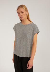 OFELIAA PRETTY STRIPES - Damen T-Shirt aus Bio-Baumwolle - ARMEDANGELS