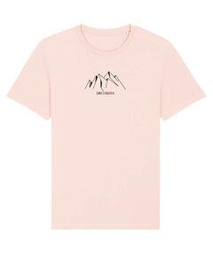 "Bio Unisex Rundhals T-Shirt ""Create - Simplicity"" - Human Family"
