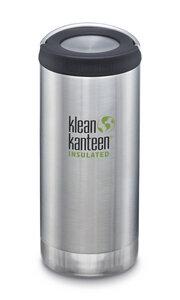 Klean Kanteen TKWide vakuumisoliert 12 oz (355ml) mit Loop Cap - Klean Kanteen