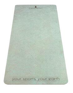 bYo Yogamatte Kork XL / handgefertigt - treeletic®
