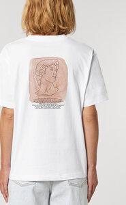 Reine Biobaumwolle & fair hergestellt -GOTS Aufdruck - Oversize Shirt - Kultgut