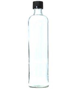 Trinkflasche aus Glas 0,7 ltr. - Dora