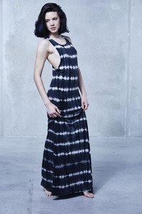 SINGLET DRESS TIE-DYE - Hati-Hati