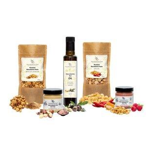 Macadamia Nut Farm Produktpaket, KLEIN - Macadamia Nut Farm