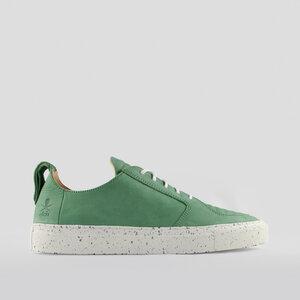 argan low / mint nubuk / weiße sohle - ekn footwear