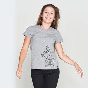T-Shirt tailliert ZIEGE - VUNDERLAND