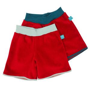 Nicki Shorts Rot Doppelpack - bingabonga®