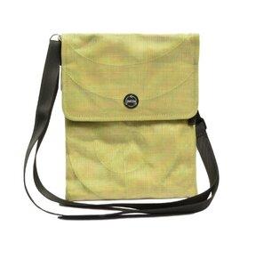 Flache Umhängetasche ESC-Kombi / Hüfttasche mit verstellbarem Schulterband - Smateria