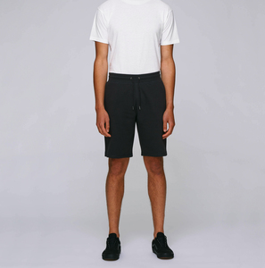 Kurze Männer Jogging Shorts aus Biobaumwolle - ilovemixtapes