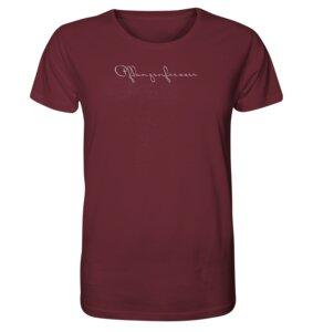 """Organic """"Pflanzenfresser"""" T-Shirt, 100% Bio-Baumwolle - BVeganly"""