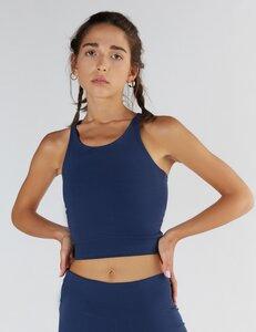 Damen Crop Top aus Bio-Baumwolle Bauchfreies Top T1220 - True North
