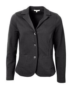 Blazer aus Bio-Baumwolle in Punto-Qualität 'Punto Jacket' - Alma & Lovis