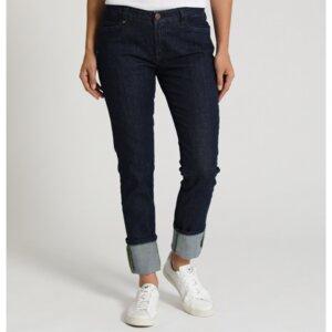SlimFit Jeans Sara im Chino-Style - Feuervogl