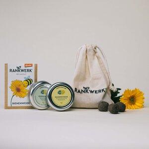 Impact Set - Geschenk für die Bienen - 4peoplewhocare x Rankwerk - 4peoplewhocare