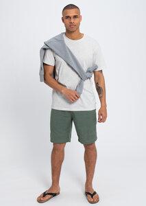 Herren Sweathose aus Baumwolle (Bio) blau | Sweat Shorts navy - recolution
