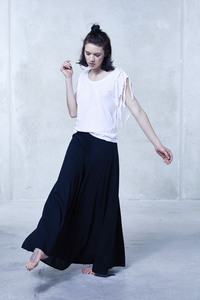 LONG SKIRT BLACK - Hati-Hati