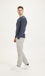 Leichte Chino - CHUCK regular chino poplin pant - KnowledgeCotton Apparel