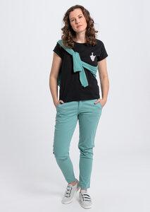 Damen Hose aus Bio Baumwolle   Poplin Pants recolution - recolution
