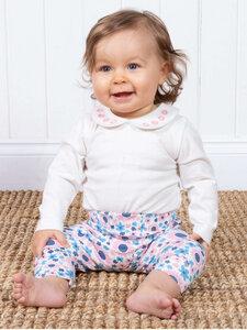 Baby Leggings Sea Breeze reine Bio-Baumwolle - Kite Clothing