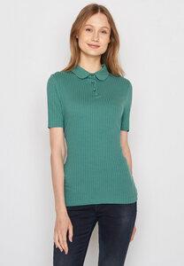 Damen Poloshirt Cheeky - GreenBomb