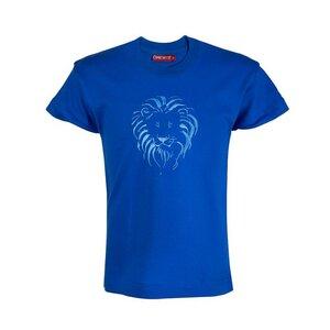 "Kinder T-Shirt ""Lion Head"" Fairtrade aus Baumwolle - Africulture"