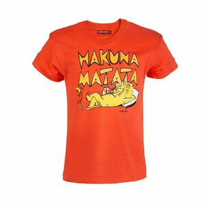 "Kinder T-Shirt ""Hakuna Matata"" Fairtrade aus Baumwolle - Africulture"
