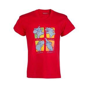 """Kinder T-Shirt """"Four fun Elephants"""" Fairtrade aus Baumwolle - Africulture"""