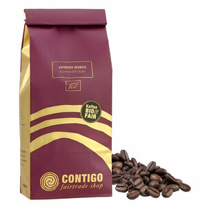 Espresso Arabica Bio & Fair - CONTIGO Fairtrade