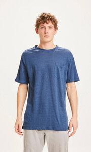 Herren T-Shirt ALDER Linen Tee - GOTS/Vegan - KnowledgeCotton Apparel