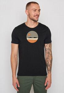 Herren Shirt 100% Biobaumwolle Nature Sun Guide - GreenBomb