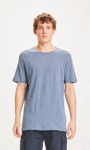T-Shirt - ALDER narrow striped tee - aus Bio-Baumwolle - KnowledgeCotton Apparel