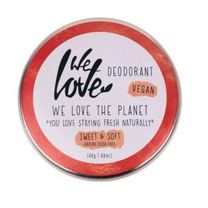 Natürliche Deocreme Sweet & Soft - We love the planet