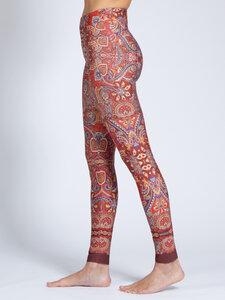 Yoga Leggings HARMONY aus Stretchmaterial mit Tasche - Magadi
