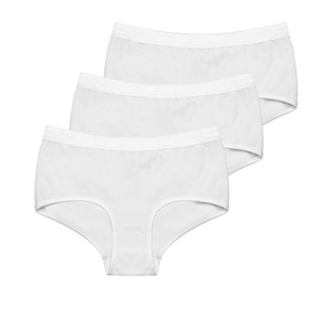 Mädchen Panty 3er Pack - Haasis Bodywear