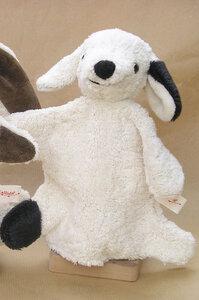 Handpuppe Hund - Kallisto