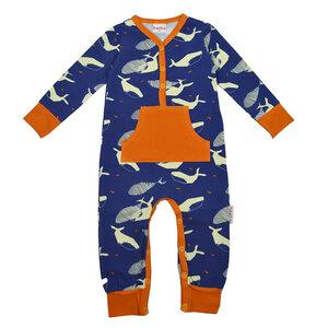 Strampler mit Walmotiv - Baba Kidswear