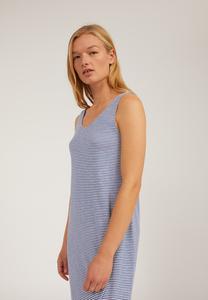 MADALENAA PRETTY STRIPE - Damen Jerseykleid aus Bio-Baumwolle - ARMEDANGELS