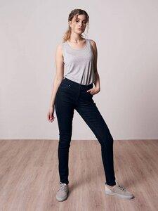 Max Flex Light Jeans Damen GOTS Vegan - bleed