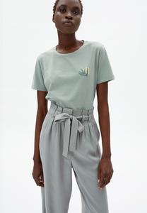MARAA LITTLE LEAF - Damen T-Shirt aus Bio-Baumwolle - ARMEDANGELS