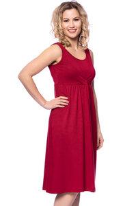 ESTHA Umstands- und Stillkleid aus Tencel Modal - Milchshake