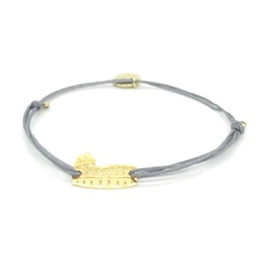 Armband Kolosseum vergoldet - MUNICH JEWELS