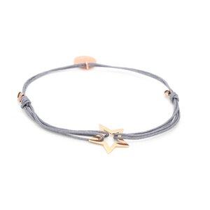 Armband Stern rosévergoldet - MUNICH JEWELS