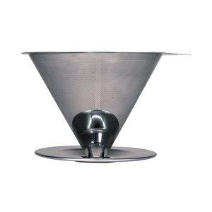 Kaffeefilter aus Edelstahl | Zero Waste - pandoo