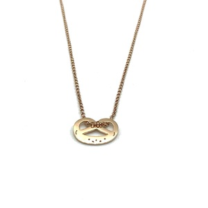 Halskette Breze rosévergoldet - MUNICH JEWELS